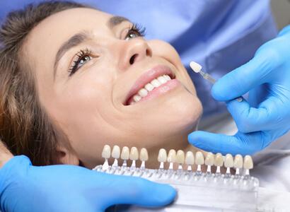 Zahnersatz in einer Sitzung